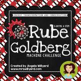 Energy Transformation: Rube Goldberg Machine Challenge 5-D