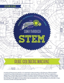 Rube Goldberg Machine - STEM Lesson Plan