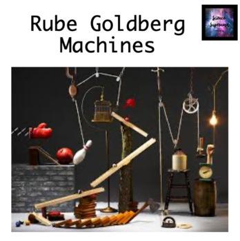 Rube Goldberg Machine Worksheets & Teaching Resources   TpT