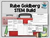 Rube Goldberg STEM Project