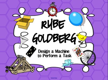 Smartboard Activity - Rube Goldberg: Using Simple Machines to Perform a Task
