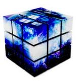 Rubic's/Rubik's/Rubix Cube in Photoshop