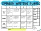Rubric Bundle :Writing (3), Homework, Groups, Behavior and Presentation