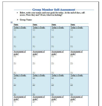 Rubric Bundle: Five Rubrics for MLA Writing, Presentations, Discussion, & Groups