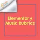 Rubric Bundle | Free Music Rubrics