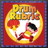 Rubric - Chinese Drum Movements