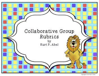 Rubric - Collaborative Groups