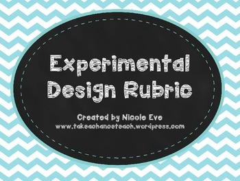 Rubric: Experimental Design - Scientific Method