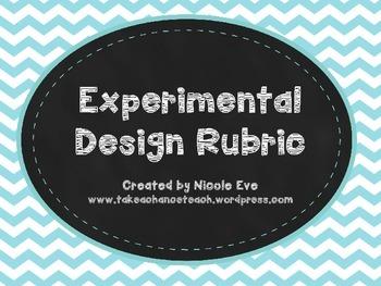 Rubric: Experimental Design - Scientific Method