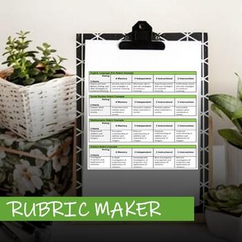 Rubric Maker