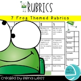 RUBRICS: Writing (3), Homework, Group Work, Behavior and P