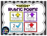Rubric Poems