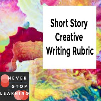 Rubric:  Short Story Creative Writing Piece