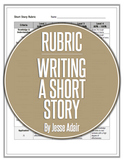 Rubric: Writing A Short Story