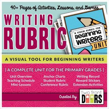 Writing Rubric Unit
