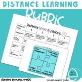 Distance Learning Rules: Rubric