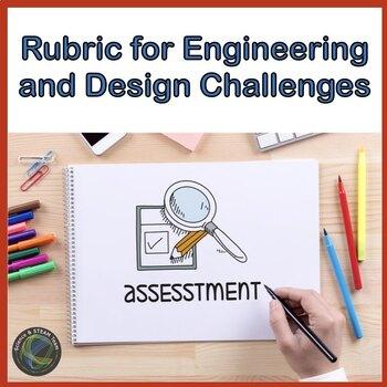 rubric  engineering  design challenges recording sheet worksheet