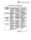 "Rubric for Writing ""How to..."" Instructions"