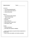 Rubrica de escritura - ensayo expositivo / Expository Rubric