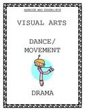 Rubrics & Checklists for Visual Arts, Dance & Drama