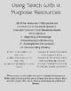 Rubrics, Feedback, and Reflection
