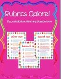 Rubrics { freebie }