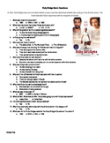 Ruby Bridges Movie Questions