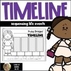 Ruby Bridges {Timeline} for Kindergarten and First Grade Social Studies