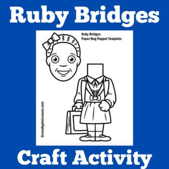 Ruby Bridges    Black History Month Activity