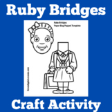 Ruby Bridges Activity | Ruby Bridges Writing | Ruby Bridges Craft