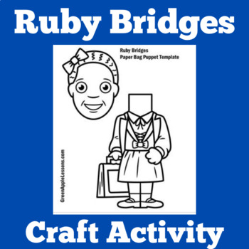 Ruby Bridges |  Black History Month Activity