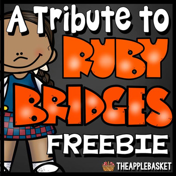 Ruby Bridges Poem and Reading Comprehension Questions