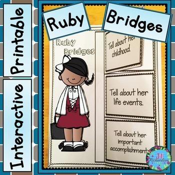ruby bridges writing prompts