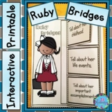 Ruby Bridges Activities Writing - Great Black History Month Activity