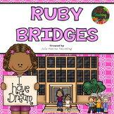 Ruby Bridges Biography Unit (Black History Month Activities)