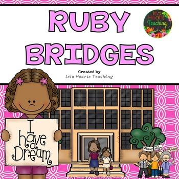 Ruby Bridges Biography Unit