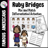 Black History Month Activities Ruby Bridges