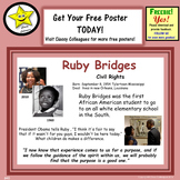 Ruby Bridges Poster