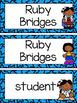 Ruby Bridges Craftivity