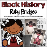 Ruby Bridges Craftivity (Black History Month Craft)