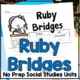 Ruby Bridges Facts and Timelines