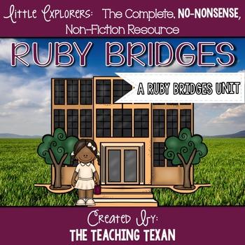 Ruby Bridges:  A Non-Fiction Ruby Bridges Unit
