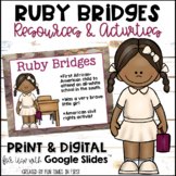 Ruby Bridges Activities (First Grade)