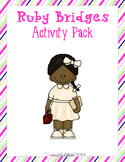 Ruby Bridges Activity Pack