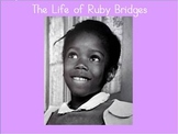 Ruby Bridges Biography Flipchart- Black History Month