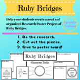 Ruby Bridges Biography Poster Kit