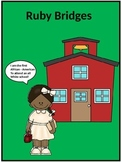 Black History Hero Ruby Bridges Biography and Fun Activities