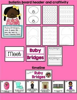 Ruby Bridges, Black History