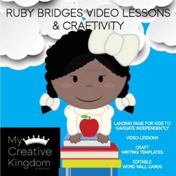 Ruby Bridges Black History Craft