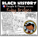 Ruby Bridges (Black History) -French Immersion
